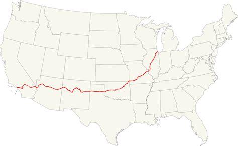 wiki rutas ruta 66 wikipedia la enciclopedia libre