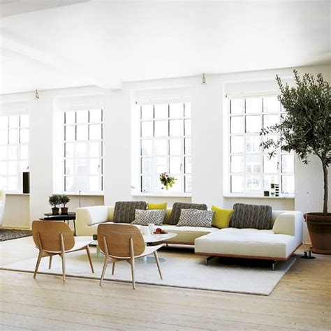 danish modern living room home design open plan living take a tour around a cool danish loft