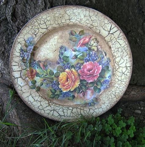 How To Decoupage Plates - 25 171 decoupage plates 187
