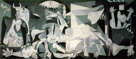 picasso paintings bombing of guernica picasso reviews and articles on paintings