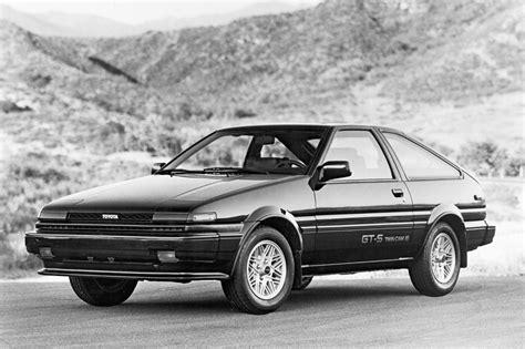 Year Of Toyota Corolla 50 Years Of The Toyota Corolla