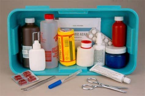botiquin para casa qu 233 debe tener un botiqu 237 n de primeros auxilios en casa