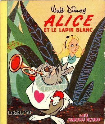 le lapin blanc et le lapin blanc les albums roses un petit livre d or pi