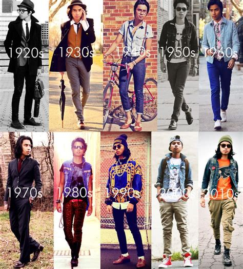 The 7 Best Fashion Trends Of The Decade by 1000 Images About Fashion Through The Decades On