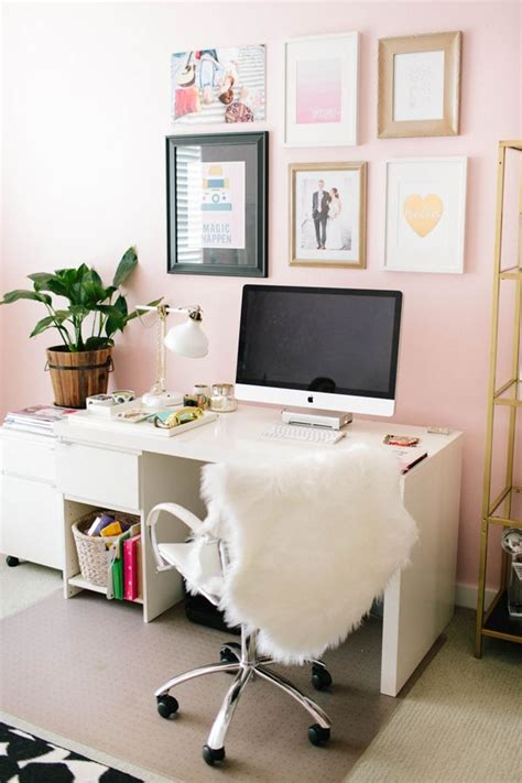 cute office decorations 25 best ideas about pink office on pinterest pink