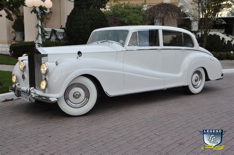 rolls royce vintage legend limousines inc rolls royce rental long island