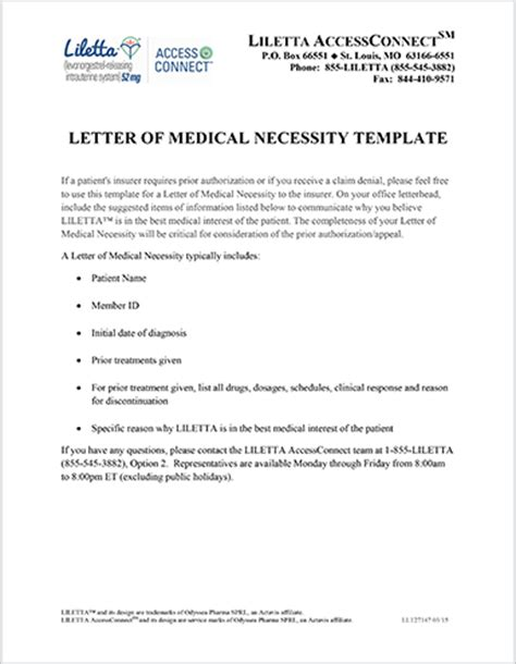 Insurance Letter For Breast Reduction Necessity
