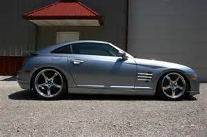 Modified Chrysler Crossfire Jimmyy 2005 Chrysler Crossfiresrt 6 Coupe 2d Specs Photos