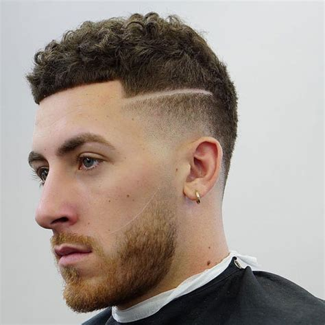 curly hairstyles buzz cut crew cut taper fade cool mens hair the temp fade haircut top 21 temple fade styles 2017