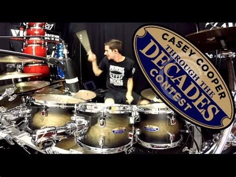 Free Drum Set Giveaway - 1990s medley drum cover drum set giveaway youtube