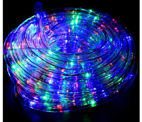 8 ft rope light 32 8ft led rope light 220v string kit for home