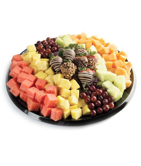 5 fruit tray fruit tray