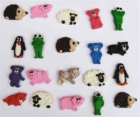fimo animal magnets fridge magnets animal fridge