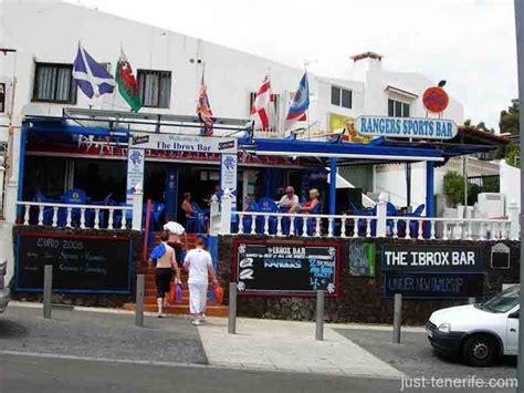 swinging tenerife costa adeje bars pubs clubs map information photos