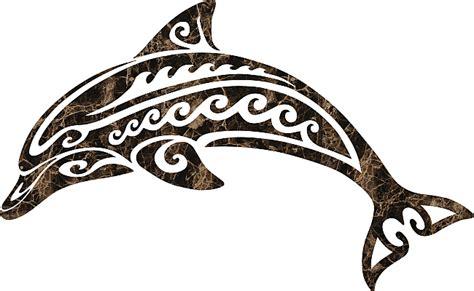 dolphin tribal tattoos tribal dolphin 3567 tribal dolphin emperador