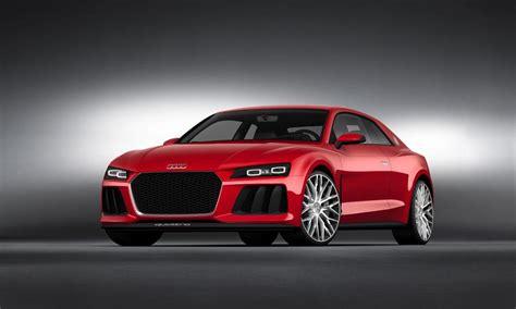 new audi concept car new audi concept car has laser headlights