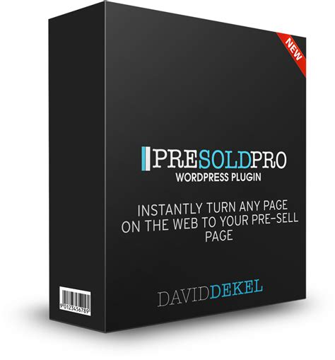 get pre sold pro nulled