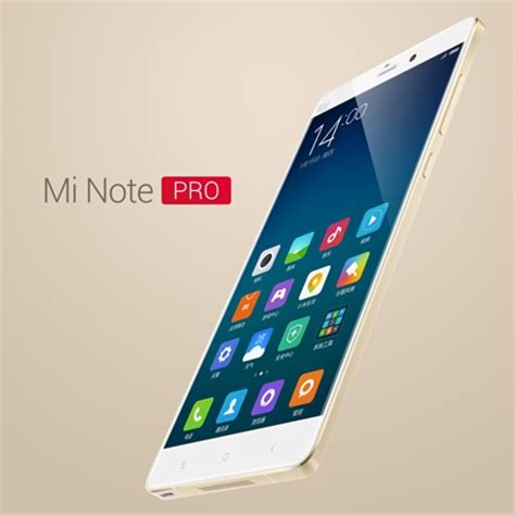 mi note pro: a beefier flagship with quad hd display