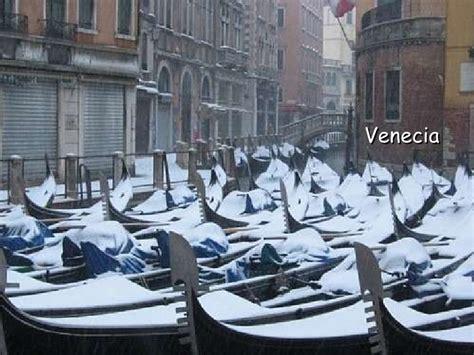fotos venecia invierno invierno en italia