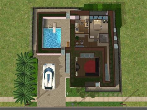 layout rumah nobita rumah adat papua tengah desain rumah the sims 4 keren