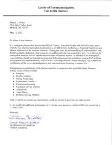 Foh Manager Cover Letter by Sle Letter Of Recommendation Manager Ebook Database