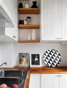 small shelves for kitchen how to organize a small kitchen without losing your mind