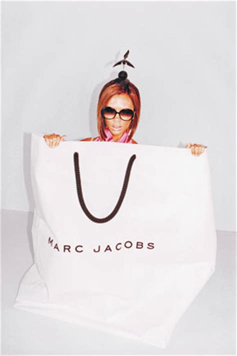 Beckham With Marc Handbag by Posh In A Bag A Marc Bag That Is The Report