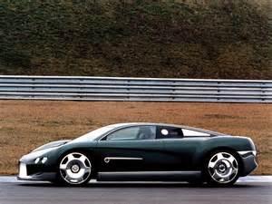 Bentley Hunaudieres Bentley Hunaudieres 1999 Concept Cars