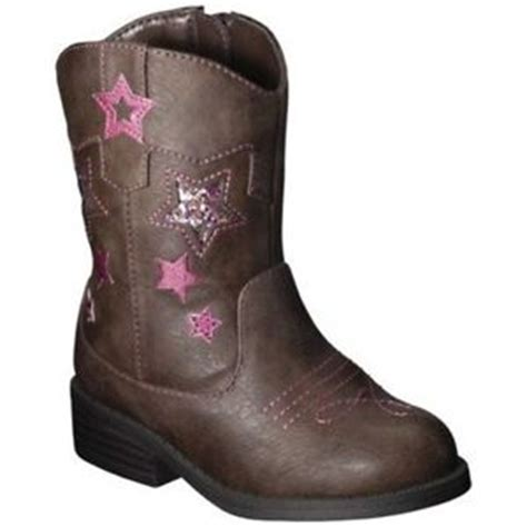 little models 8 9 10 11 12 cherokee toddler little girls cowboy boots new size 5 6