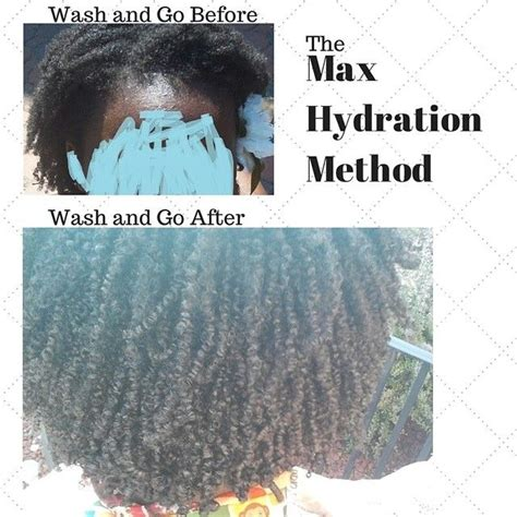 the max hydration method is it for you the mane 39 best maximum hydration results images on pinterest