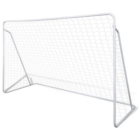 quanto misura una porta di calcio articoli per set porta da calcio in acciaio 240 x 90 x 150