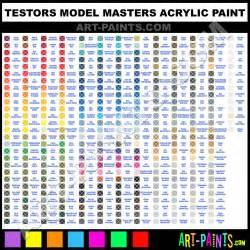 color master testors acrylic paint brands testors paint brands