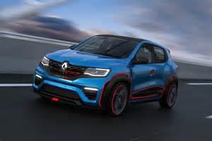 Renault Kwid Pics Renault Kwid Racer Climber Concepts Show Potential