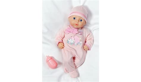 annabell george doll my baby annabell doll george at asda