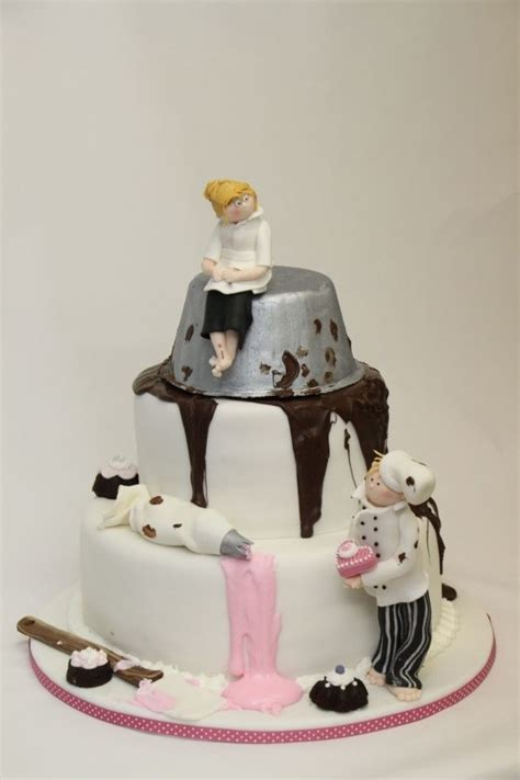 17 best ideas about chef cake on themed cakes chef and fondant cake designs