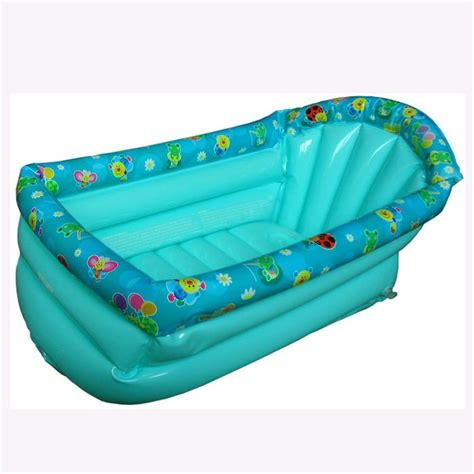 TOMY Baignoire Gonflable Bleu turquoise   Achat / Vente