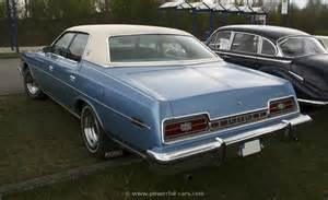 Ford usa 1974 ltd brougham 4door sedan the history of cars exotic