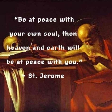 st quotes st jerome quotes quotesgram
