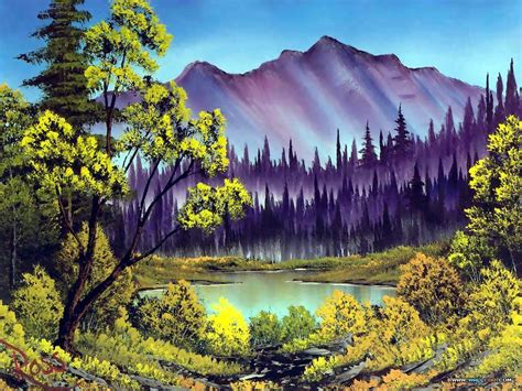 bob ross painting live 26 bob ross beautiful paintings npicx we