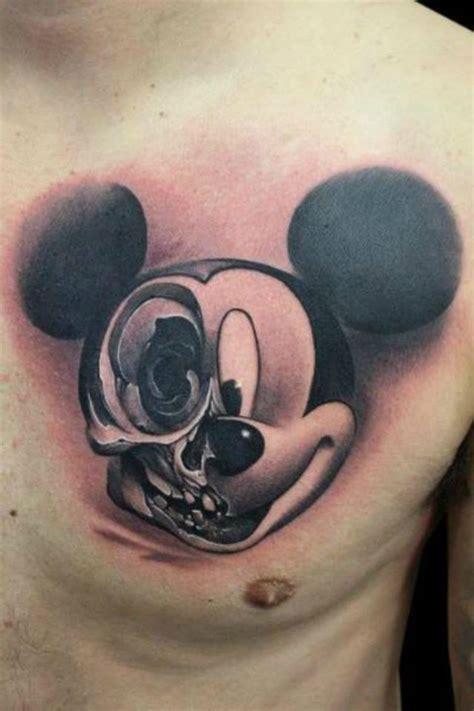 cartoon mouse tattoo 35 disney cartoon mickey mouse tattoos