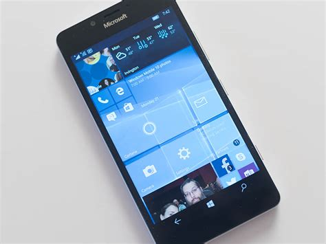windows mobile windows 10 mobile review welcome to the beta test pocketnow