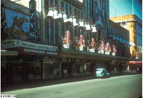 christmas shopping in the 50 and 60s adelaide remember when