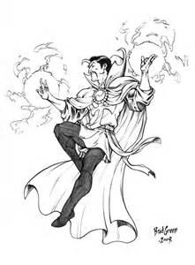 104 dessins de coloriage doctor strange 224 imprimer