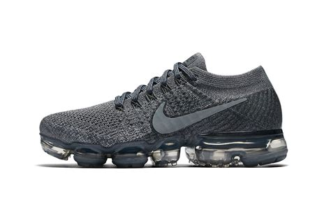 Nike Air Vapormax Flyknit Cool Grey nike gives the official release date for the air vapormax