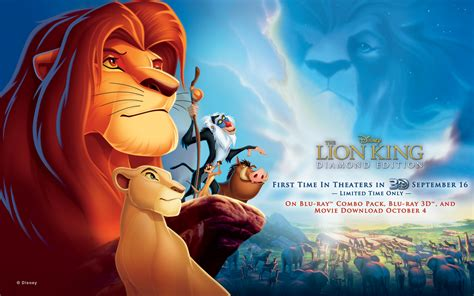 film lion the king the lion king 3d wallpapers 1920x1200 movie wallpapers