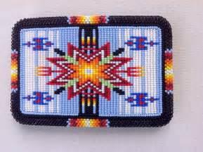 american indian bead loom new oklahoma american beaded belt buckle