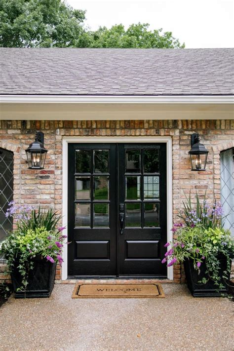 Planter Ideas For Front Doors by Best 20 Front Door Planters Ideas On Front