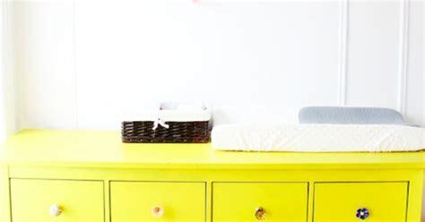 Ikea Yellow Dresser by Ikea Hemnes Dresser Painted Bright Yellow I K E A Hemnes Dresser And Yellow Dresser