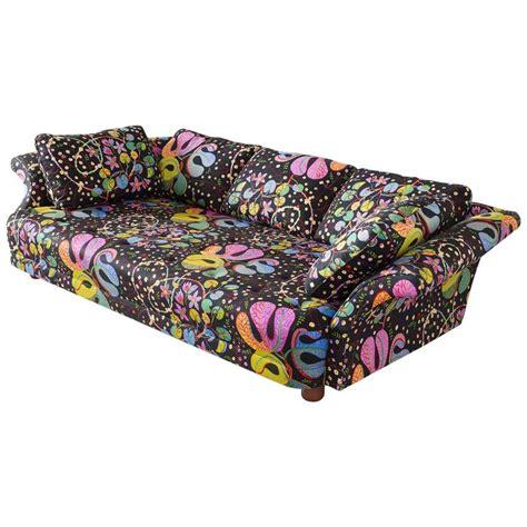 josef frank sofa josef frank liljevalchs sofa in colorful fabric by j