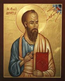St Paul Reflections From Paul S Icons